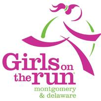 Girls on the Run Montgomery and Delaware Counties logo