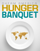 Oct. 23: A Taste of World Hunger Event