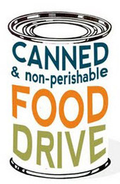 Oct. 20-24: Food Drive