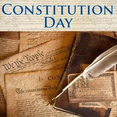 Sept. 15th - Constitution Day Speaker
