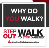 Nov. 1: Step Out: Walk to Stop Diabetes