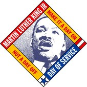 SIGN UP TODAY: MLK Day of Service on January 19, 2015