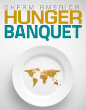 Oxfam Hunger Banquet: Where Will You Sit?