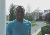 Junior Melvin Holmes Named Newman Civic Fellow by Campus Compact